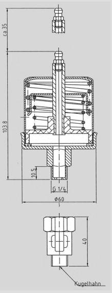 SBS 80 tank measurements
